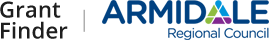 Armidale Regional Grant Finder Logo